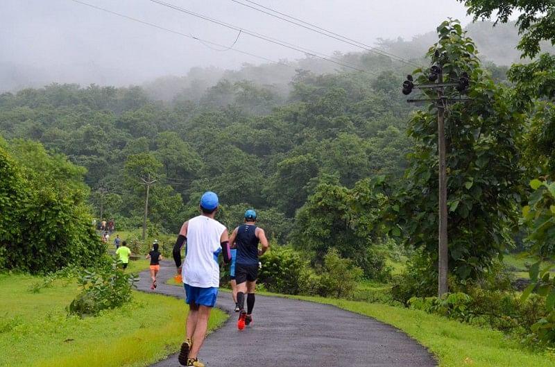 Durshet Forest Marathon 2015