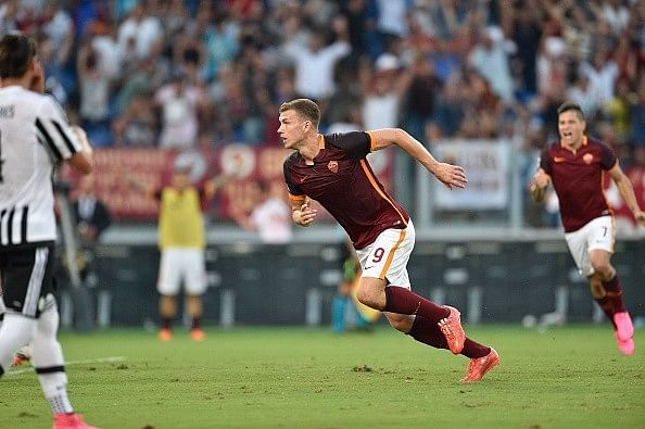Video: Roma earn hard-fought 2-1 victory over Juventus