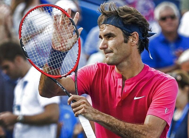 Roger Federer beats Novak Djokovic to win Cincinnati Masters