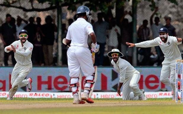 Sri Lanka vs India: DRS debate returns as Kaushal Silva given out wrongly on Day 1