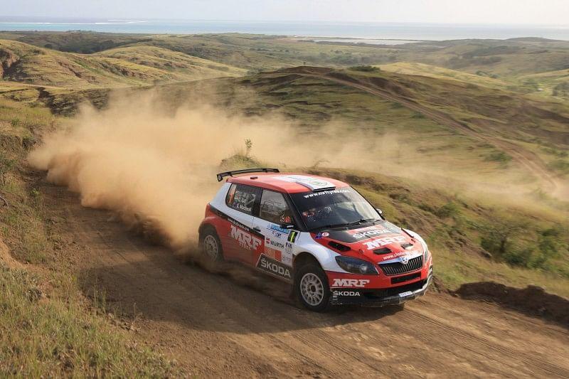 Gaurav Gill and Pontus Tidemand resume rivalry in Malaysian Rally Championships