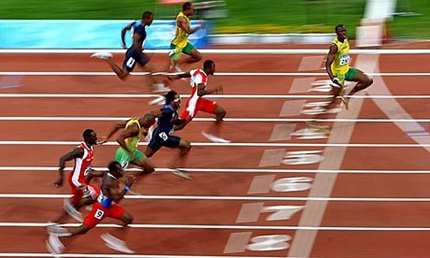 How Usain Bolt transformed the world of athletics in 9.69 ...