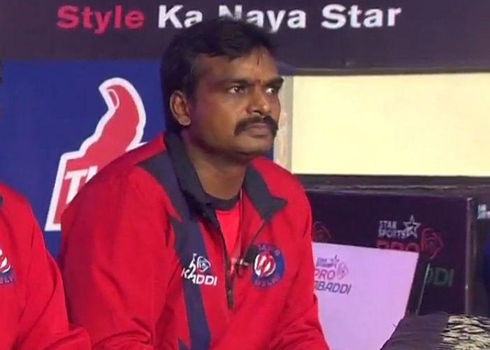 Dabang Delhi coach Honnappa C Gowda out to stop U Mumba's run