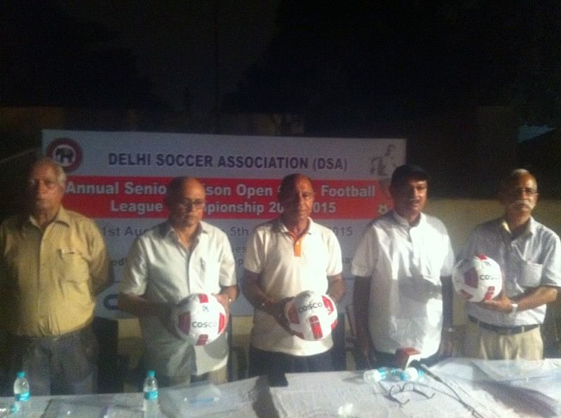 Delhi Soccer Association announce annual league