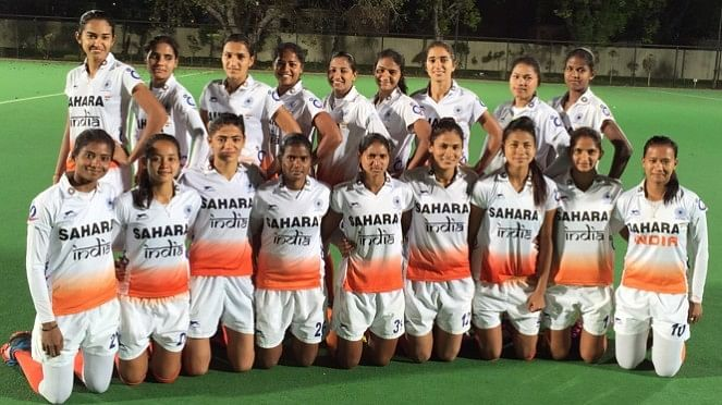 The Golden Girls of Indian Hockey