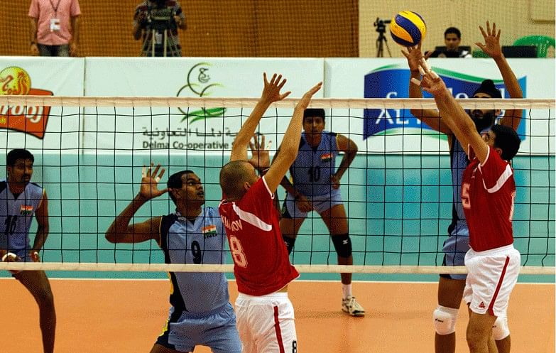 Indian volleyball: succeeding despite the odds