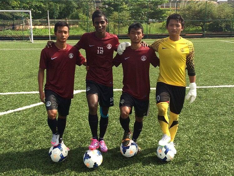 International call-ups for five LFC-DSK academy players