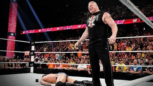 SummerSlam rewind- Brock Lesnar vs. CM Punk 2013 - No Disqualification match