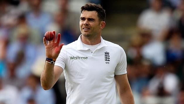 James Anderson hopes to return for the fifth Ashes Test
