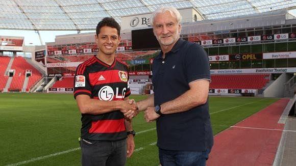 Bayer Leverkusen sign Javier