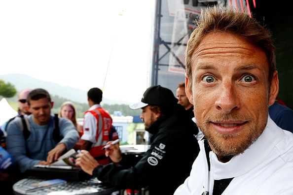 Jenson Button in contention for Top Gear role, some say