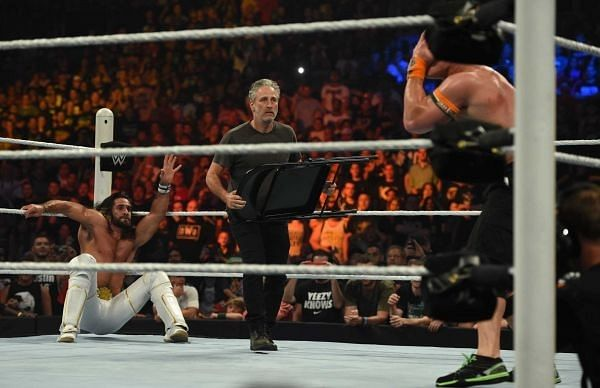 SummerSlam 2015: The Aftermath of Seth Rollins and John Cena