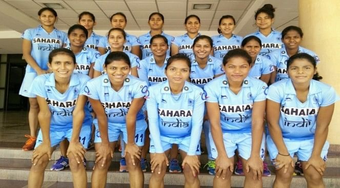 Indian junior women's hockey squad announced for Asia Cup