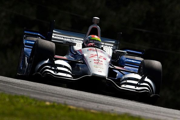 Justin Wilson passes away after being struck on the head in an accident