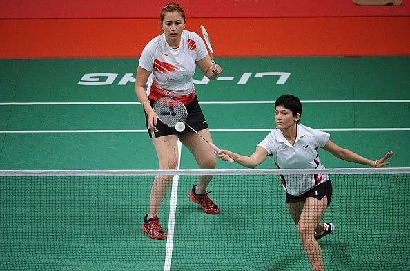 Top 5 Medal-Winning Moments of Jwala Gutta and Ashwini Ponnappa