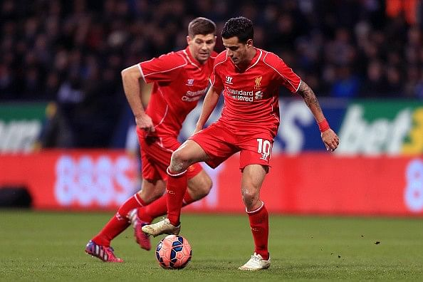Brazil's Kaka believes Coutinho can fill Steven Gerrard's void at Liverpool