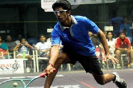 India's Kush Kumar reached the semi-final in a PSA event in Australia