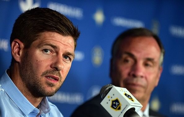 Steven Gerrard knew all LA Galaxy players' qualities even before he met them, says coach Bruce Arena