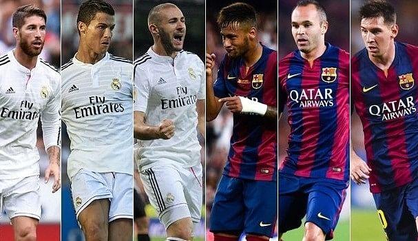 El Clasico date pushed back as La Liga announce fixture changes