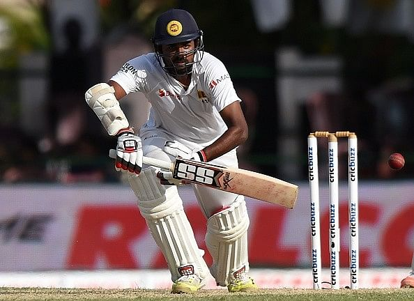 Sri Lanka's Lahiru Thirimanne eager to improve his Test batting record