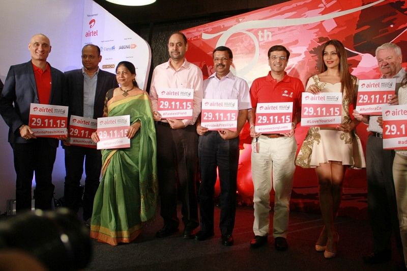 Registrations open for the 8th edition of Airtel Delhi Half Marathon 2015