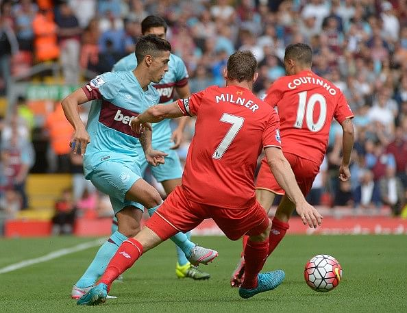 Liverpool 0-3 West Ham United - Player ratings