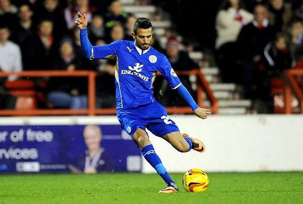 Riyad Mahrez: Leicester City's Flying Fox has lit up the Premier League