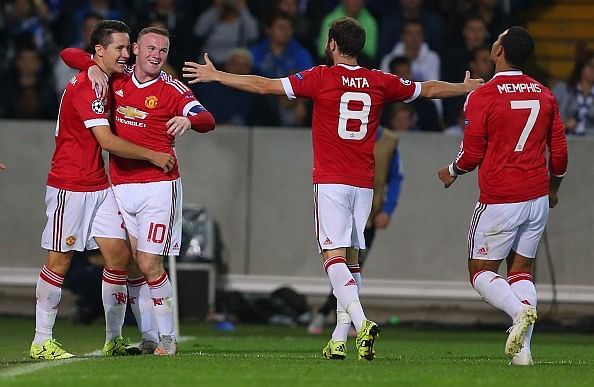 Rating Manchester United players in the 4-0 win over Club Brugge