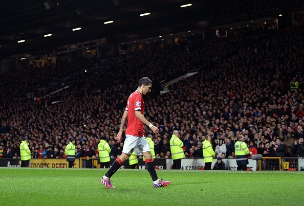 Report: Manchester United winger Angel Di Maria set for PSG medical