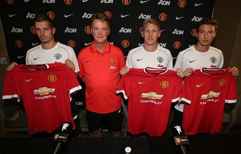 Manchester United's summer better than most, despite the doom and gloom