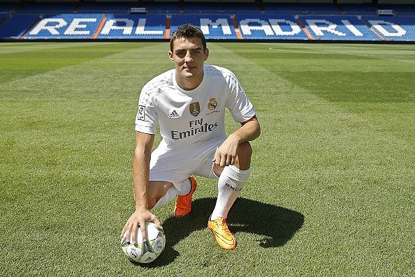 Mateo Kovacic talks up Real Madrid and Cristiano Ronaldo at his unveiling