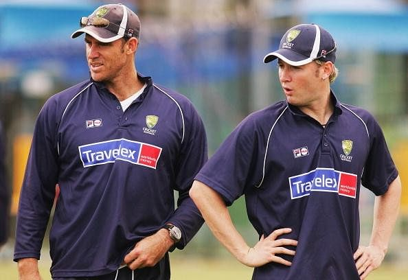 Michael Clarke criticised by former teammates Andrew Symonds and Matthew Hayden