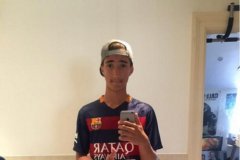Jose Mourinho's son on why he is a Barcelona fan