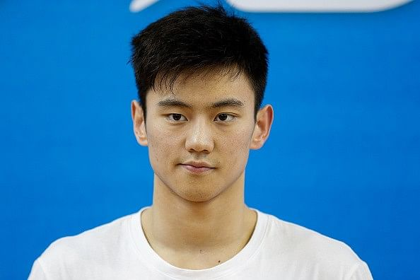 China's Ning Zetao tops 100m freestyle heats at 2015 FINA World Championships