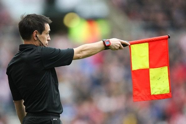 Offside rule to be tweaked in the 2015/16 season