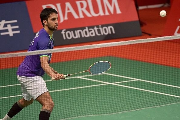 2015 World Championships- Parupalli Kashyap knocked out in second round