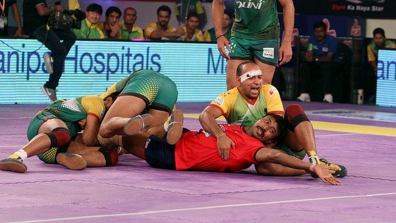 Pro Kabaddi- Injuries will not deter Patna Pirates' Sandeep Narwal and Sunil Kumar