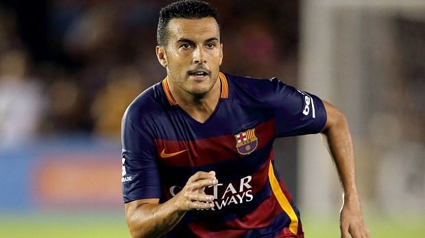 Meet Pedro Rodriguez, the man coveted by both Barcelona and Manchester United
