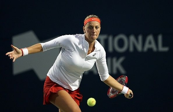 Petra Kvitova diagnosed with mononucleosis