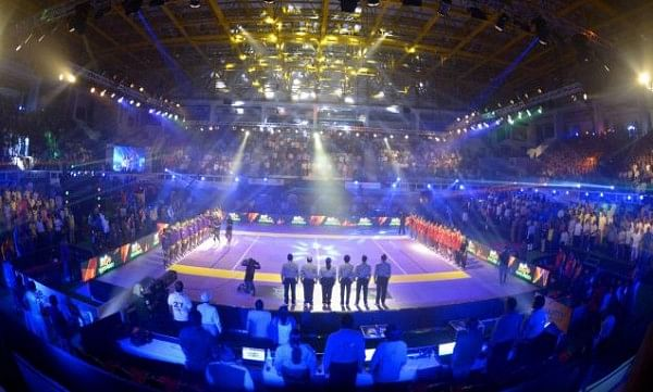 With Star Sports Pro Kabaddi, the sport discovers its lost cant