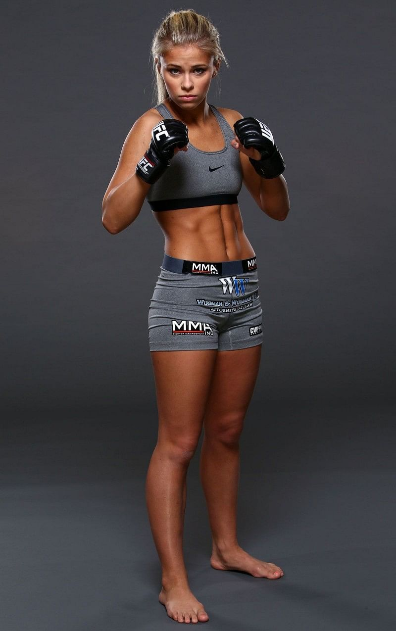 Exclusive interview with UFC's hottest new superstar - Paige VanZant