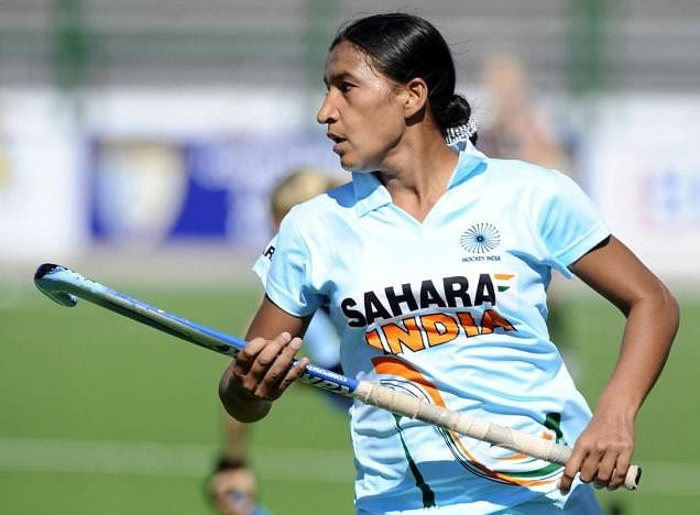Indian hockey player Rani Rampal to be SAI coach