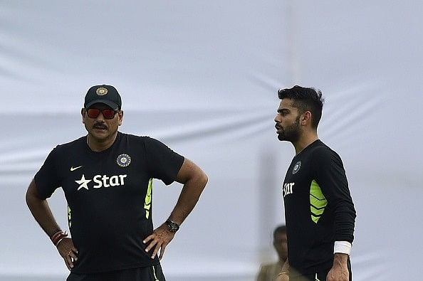 Indian cricket team's coaching staff in a fix