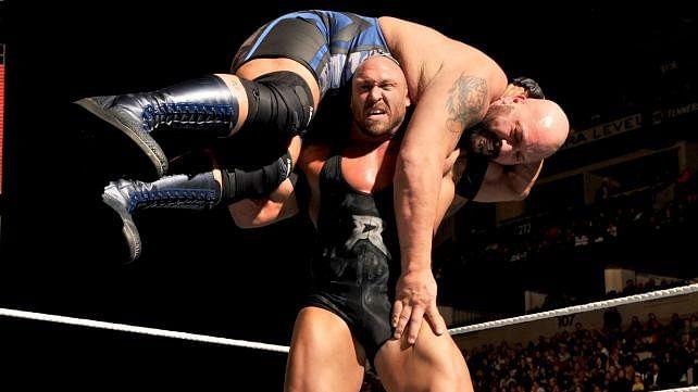 Ryback wants World title, talks Shell Shocking big wrestlers
