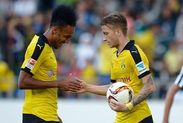 Highlights: Borussia Dortmund crush Borussia Monchengladbach 4-0 in Tuchel's first game in charge
