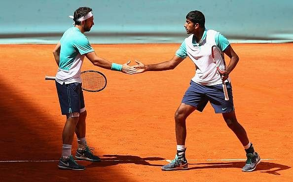 Bopanna-Mergea in Washington Open quarters