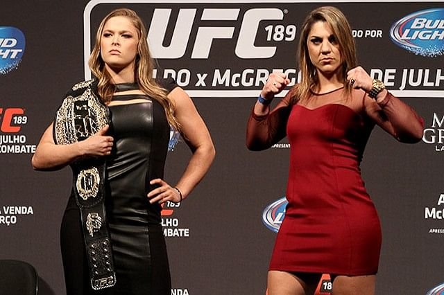 UFC 190: - Review and Results