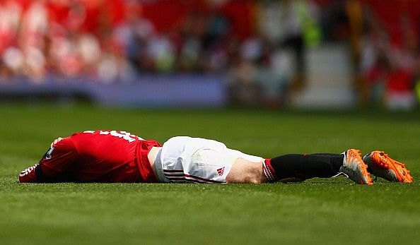 Manchester United's troubled forward line and their need to get Wayne Rooney firing