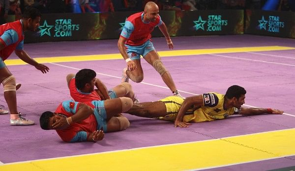Kabaddi and the art of defence