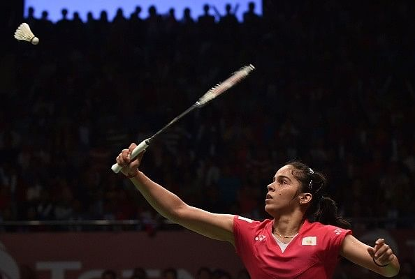 Saina Nehwal signs a 25-crore deal with a sports management company
